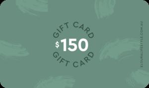 ELOURA $150 Gift Card