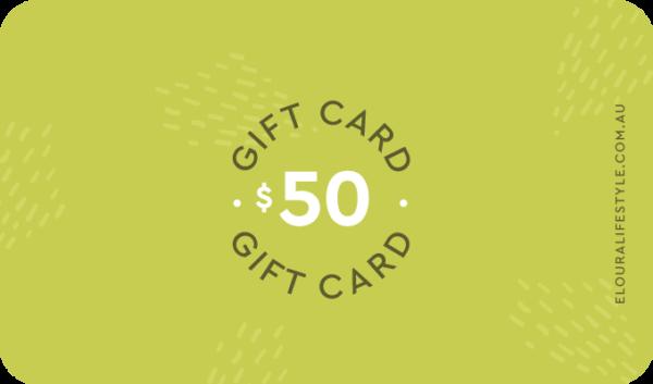 ELOURA $50 Gift Card